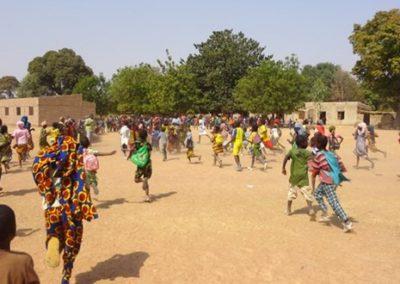 Accroître la capacité et qualité d'éducation au Mali