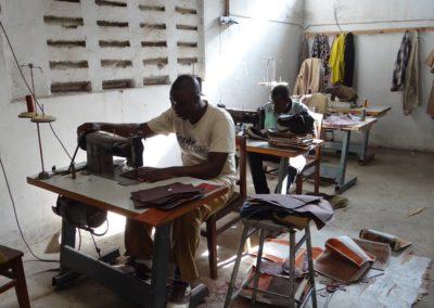 Mise en place MULEBA centre de formation professionelle en Tanzanie