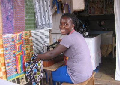 Programme d'apprentissage au Ghana