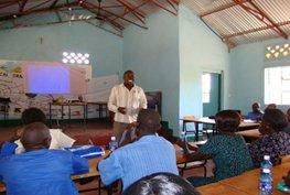 Equipement pour centre de formation Anna Nanjala au Kenya