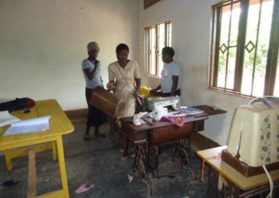 Expansion de la centre de formation professionele TA CRUSADE en Ouganda