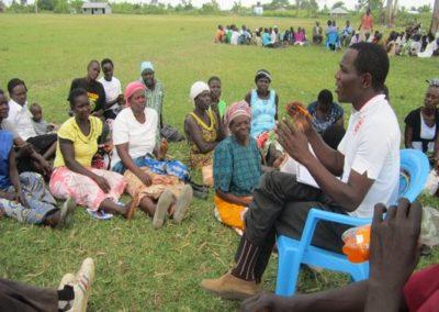 Formation professionelle pour les mères adolescentes au Kenya
