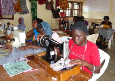 Mise en place HCF centre de formation professionelle en Tanzanie