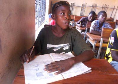 Expansion de la centre de formation professionele d'Ebeneza en Tanzanie