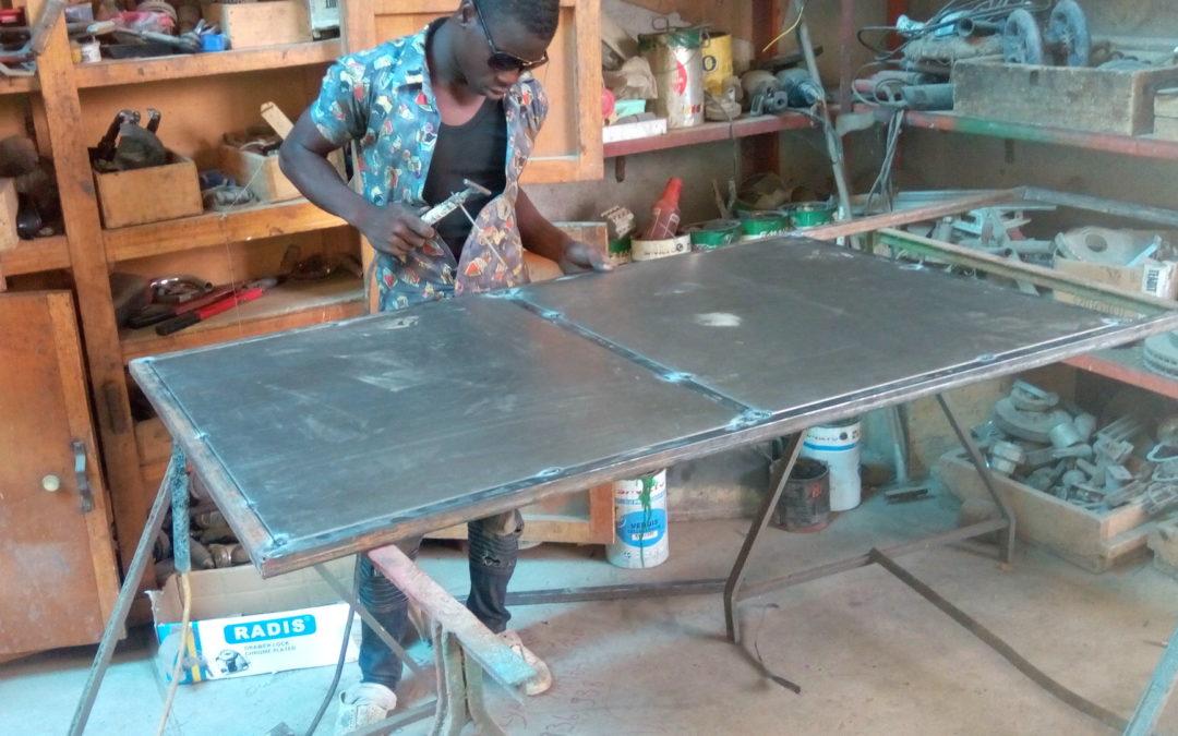 Outils pour la formation professionnelle et l'apprentissage à Cameroun