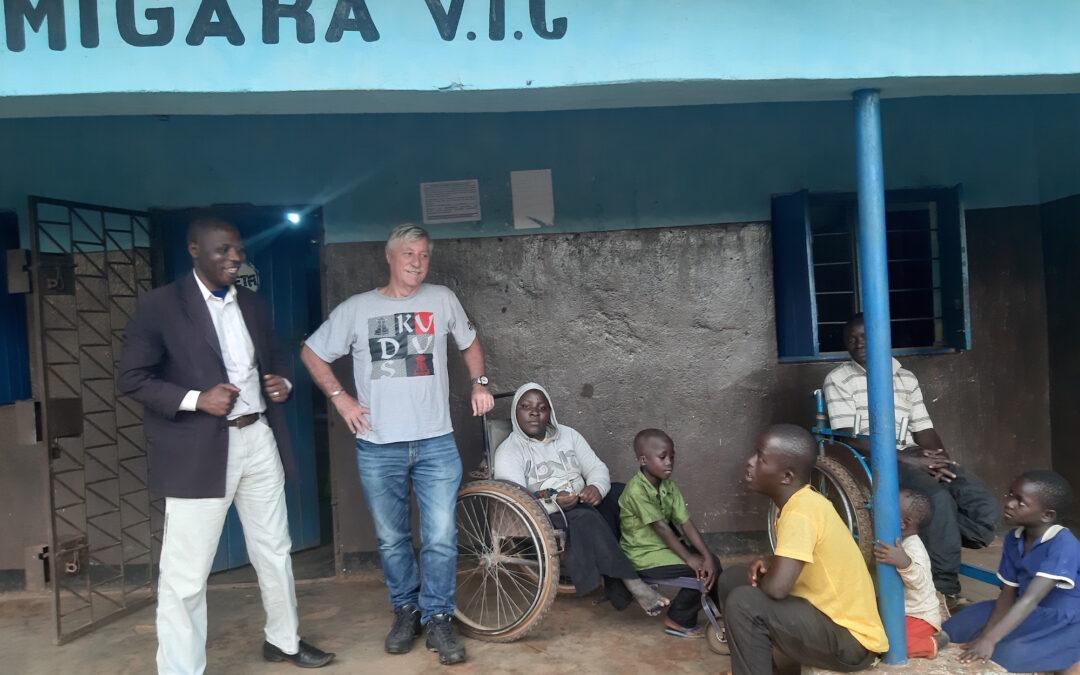 Formation professionnelle pour des jeunes handicapés à Migara – Tanzanie